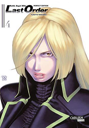Battle Angel Alita - Last Order - Perfect Edition 4: Kultiger Cyberpunk-Action-Manga in hochwertiger Neuausgabe