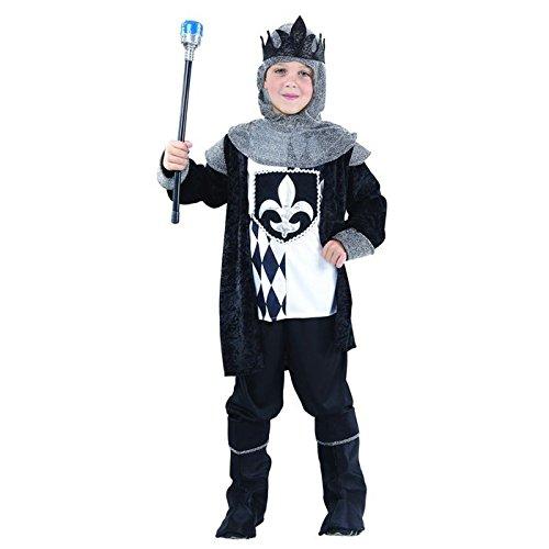Disfraz rey del ajedrez