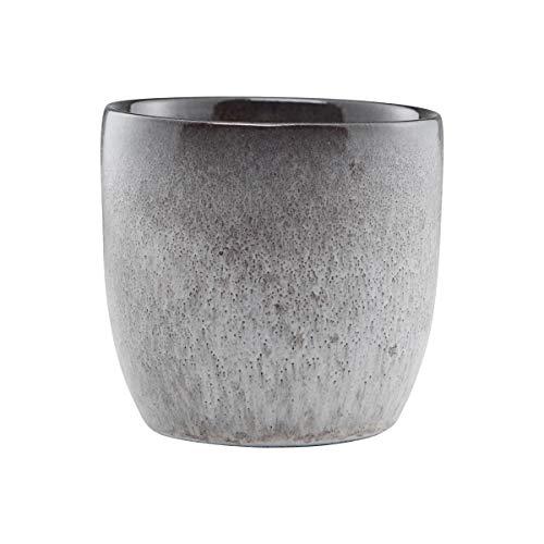 Nicolas Vahe, Krug, Stone, Grau, h: 10.50 cm, Dm: 8.50 cm