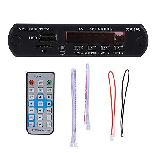 Caredy 1280 * 720 HD Music Player, MP5 Player, für zu Hause, für das Auto,