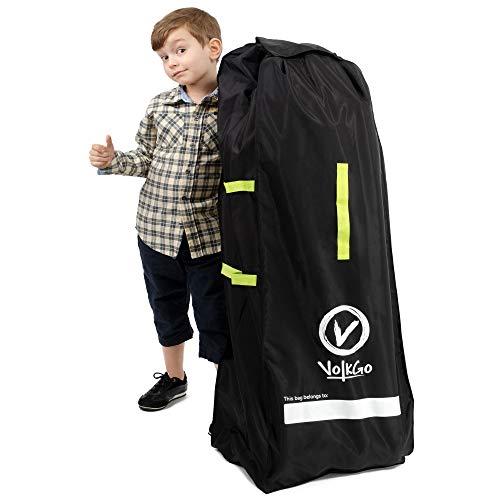 VolkGo Stroller Bag for Airplane - Gate Check Bag for Single Umbrella Strollers