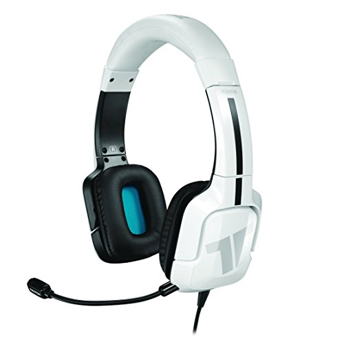 Tritton Kama Stereo Headset, weiß - [PlayStation 4, PS VIta]