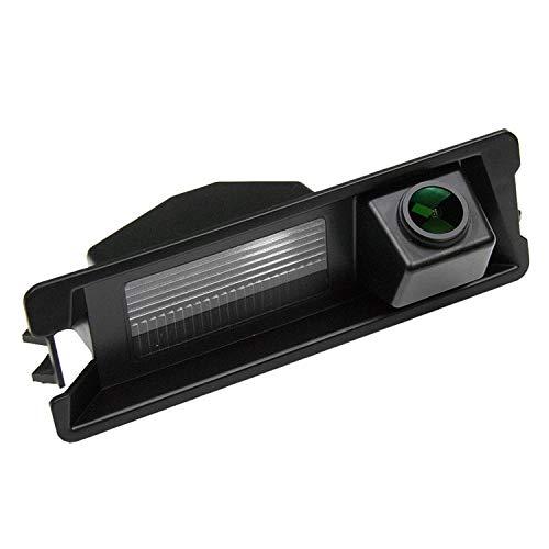 HD 1280x720p Telecamera per portellone posteriore, visione notturna, impermeabile, telecamera posteriore per Renault Dacia Duster March Sandero Stepway II 2 2011-2015