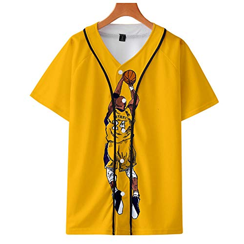 Amycute Kobe Bryant Patch Thermocollant 24# /Écusson Brod/é Patch Style de Logo de l/équipe de Basketball pour V/êtement Jeans T-Shirt Veste