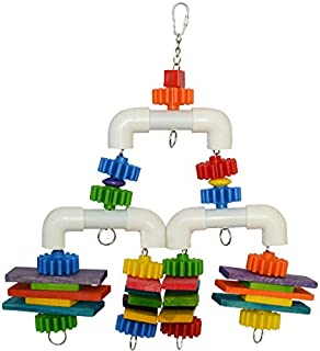 Super Bird Creations Pipe Dreams Toy for Birds