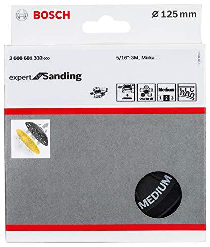 Bosch Professional Multi-Hole Schuurpad (Ø 125 mm, medium, klit, accessoire excenterschuurmachine)