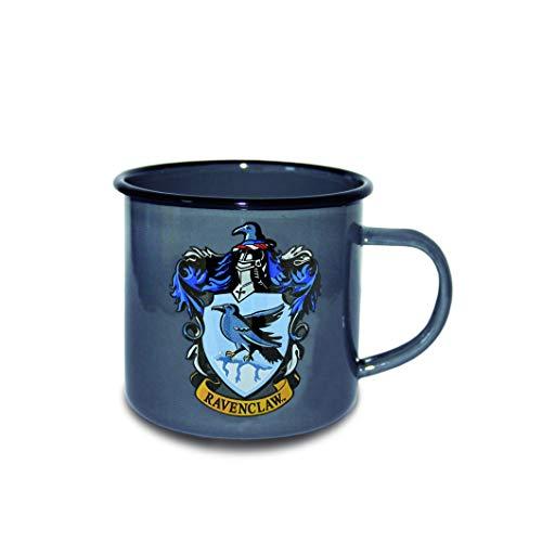 Logoshirt - Harry Potter - Ravenclaw - Logo - Emaillebecher - Lizenziertes Original Design