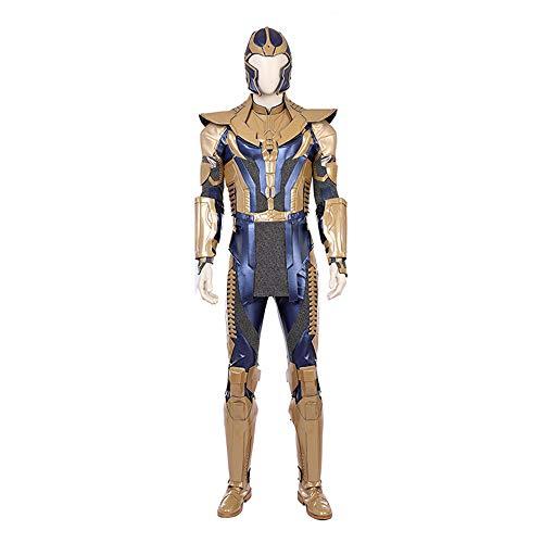 KilLM - Guantes de tocado para hombre para adultos, Vendedor Infinity War Fighter Armor, talla S