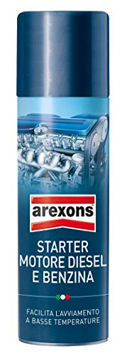 Arexons 0190175 Tube Starter Spray, Transparent, 200 ml