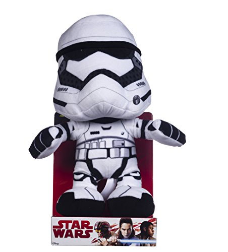 Star Wars Storm Trooper Peluche (Multicolor)
