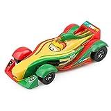 Pixar Cars 3 Rayo Mcqueen Jackson tormenta Mater 1:55 Diecast Metal de aleación Modelo de Coche de Juguete Niños Niños ( Color : Portugal )