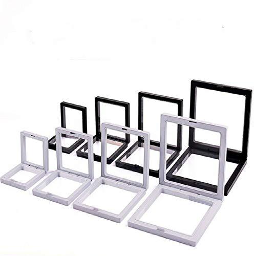 WEIZIT Pe Thin Film Suspension Jewelry Display Box, Jewelry Storage Rack...