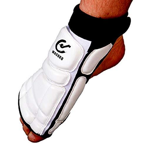 WACOKU Fußschutz für Taekwondo XL