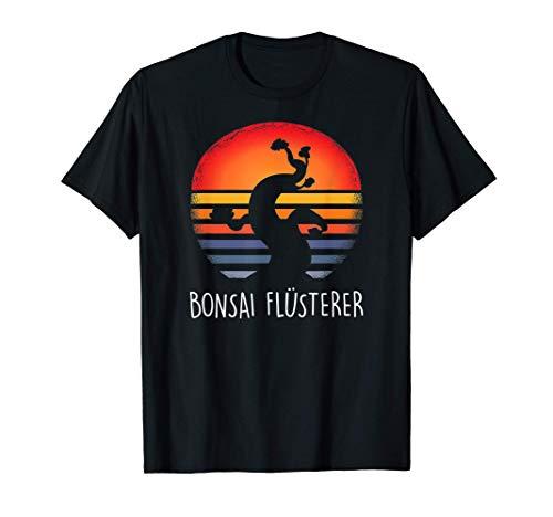Bonsai Flüsterer Bonsai Baum T-Shirt