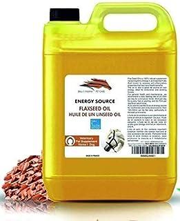 Organisk linfröolja (linfrö) Ansiktshårspikar 10000 ml