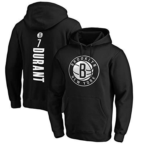 Iřviňg Ďuřaǹt Jersey Nêts New Era 2021 City Edition Pullover Hoodie Outdoor Training Fitness Sweatshirt (S-3XL) D4-S