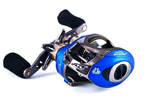 Entsport Saltwater Casting Reel Low Profile...
