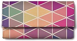ShopMantra Multicolored Faux Leather women's Wallet (LW00000138)