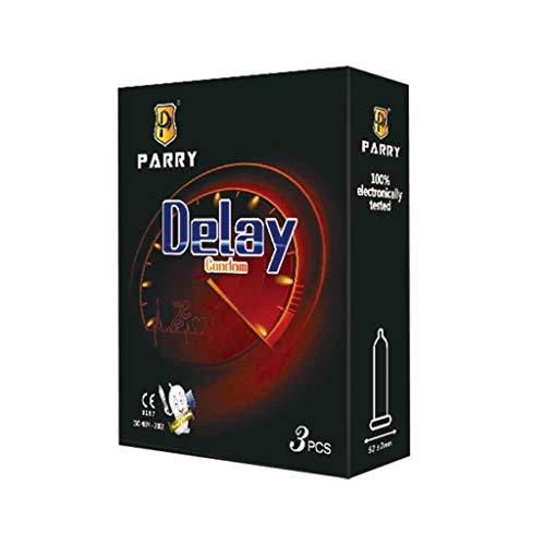 PPangUDing Männer Kondome in stylischer Box Aufregende Vielfalt extra dünn Kondome für gefühlsintensive Erlebnisse länger andauerndes Sexvergnügen (I)