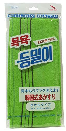 キヌガワカンパニー『韓国式あかすり タオルタイプ』