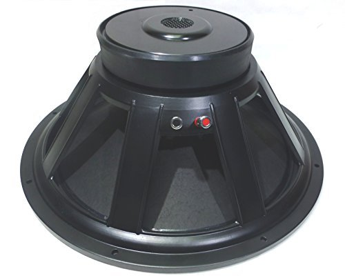 "Replacement Speaker Yamaha 18"" JAY7010 JAY7011 SW118V SW218V, 8 Ohm."