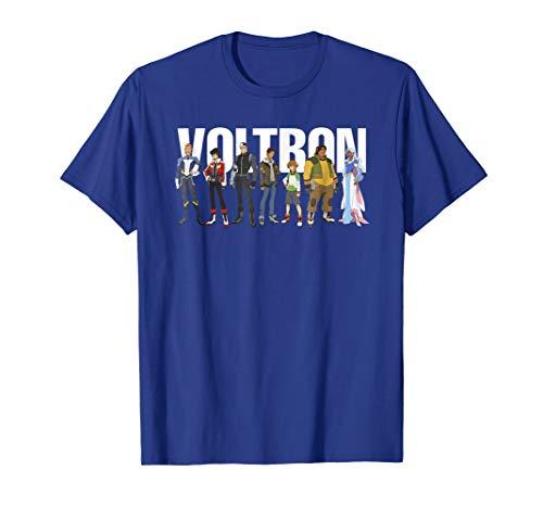DreamWorks - Voltron Full Team T-Shirt