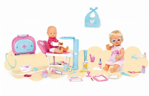 Nenuco Consulta Médica Doll