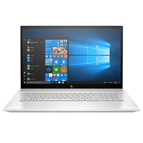 HP Envy 17T Touch 2019 Model, Intel Core i7-8565U Quad Core, 512GB SSD, 16GB RAM, Win 10 Pro HP Installed,17.3 FHD WLED Touch, Nvidia 4GB DDR5 MX250, (512GB SSD + 32GB Optane), 3 Yrs McAfee IS