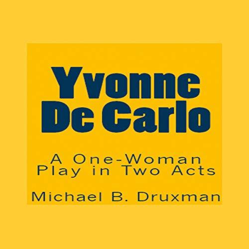 Yvonne De Carlo cover art