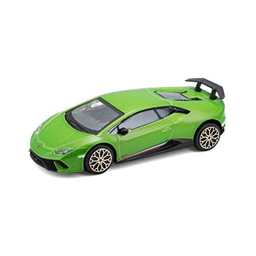 Burago, 1: 43-Lamborghini Huracan Performante Unisex bambini, M, modelli assortiti