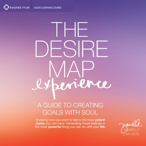 The Desire Map Experience audiobook cover art