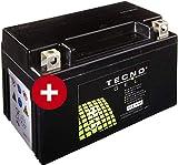 YTX7A-BS Tecno Gel-bateria para Otello 125 Dlx Año 2002-2004