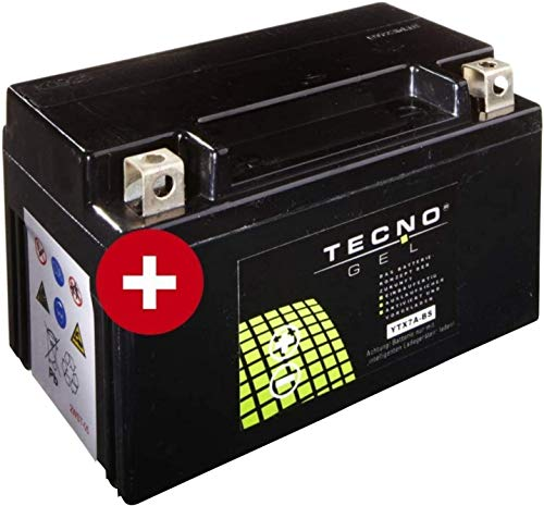 YTX7A-BS TECNO GEL-Batterie für Capri 50 4T Baujahr 2010-2013