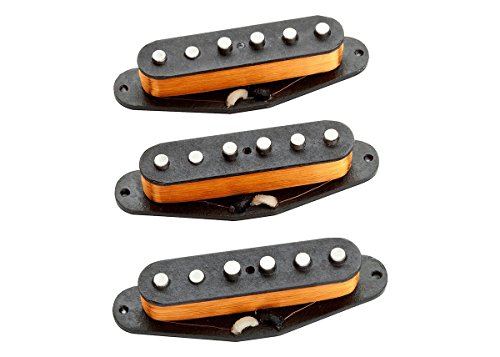 Seymour Duncan Staggered California - Pastillas de guitarra