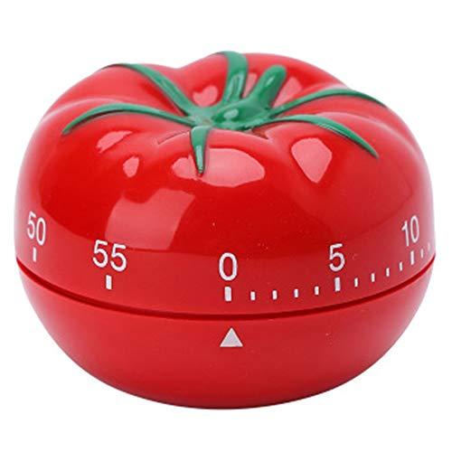 Xinlie Zeitmesser Küche Kurzzeitmesser Küchentimer Kurzzeitwecker küche Mechanischer Wecker Kreativer Küchentimer Eieruhren Ei Küchentimer für Alarm Sound Countdown Timer Kochen Steaming Manual Timer