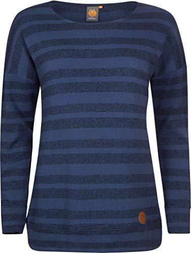 Elkline Lotti Fleece Pullover Damen blueshadow Größe EU 42 2019 Midlayer