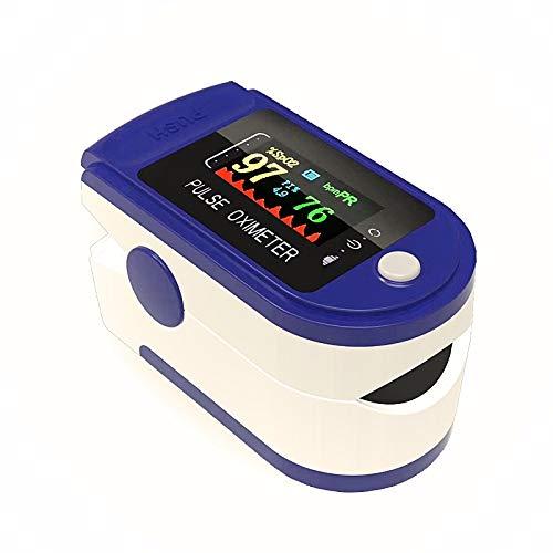 Fingerpulsoximeter OLED SM 36 pro Puls Oximeter für die Messung des Pulses und der Sauerstoffsättigung. Versand aus Dresden.