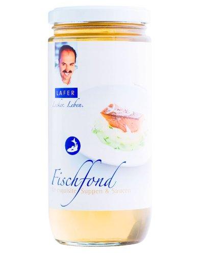 Johann Lafer Fischfond 400 ml - 6 Stück