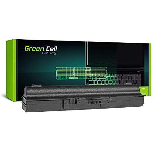Green Cell® Extended Serie VGP-BPS13 VGP-BPS13/S VGP-BPS13/B VGP-BPS13/Q VGP-BPL13 VGP-BPS21 VGP-BPS21A VGP-BPS21B Batería para Sony Vaio Ordenador (9 Celdas 6600mAh 11.1V Negro)