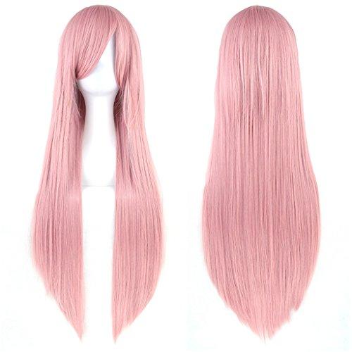 comprar pelucas rosa cosplay on-line