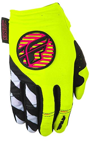 Fly Racing Girls Handschuhe Kinetic Pink Gr. L