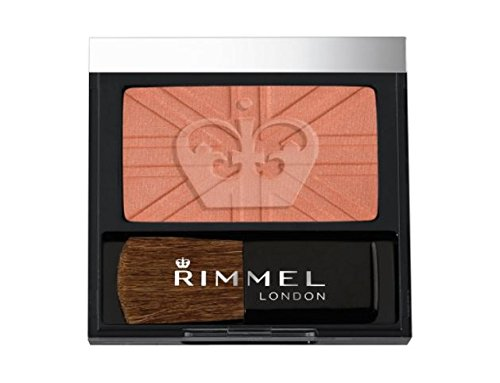 Rimmel Lasting Finish Mono Blush with Brush 190 Coral