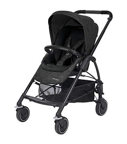 Bébé Confort Mya cochecito desde nacimiento, color nomad black