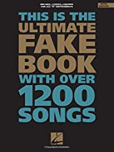 The Ultimate Fake Book: C Edition (Fake Book Series)