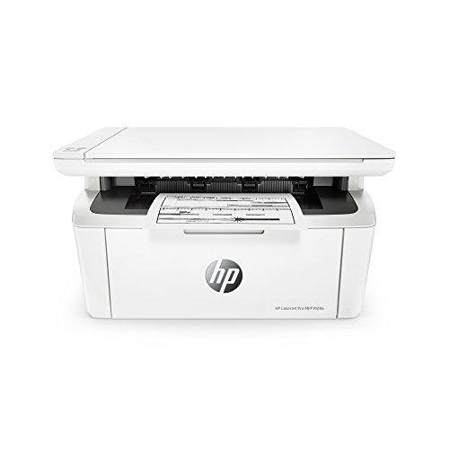 HP LaserJet Pro MFP M28a Multi-Function Printer, White