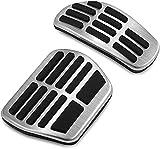 HanLindm Coche Pedales para Nissan X-Trail Xtrail T32 Rogue 2014-2019 Qashqai J11 2015+, Juego De Cubrepedales para AutomóVil para Pedales De Freno, Embrague Y Acelerador