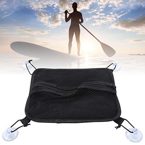 Funda Protectora, Accesorios de Surf Bolsa de Aleta de Tabla de Surf con 4 ventosas para Accesorio de Tabla de Remo(#1)