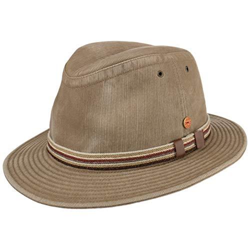 Mayser Chapeau Menowin Sun Outdoor Chapeau d'exterieur Traveller (55 cm - Beige)
