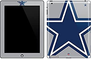 Skinit Decal Tablet Skin for iPad 2 - Officially Licensed NFL Dallas Cowboys Retro Logo Design