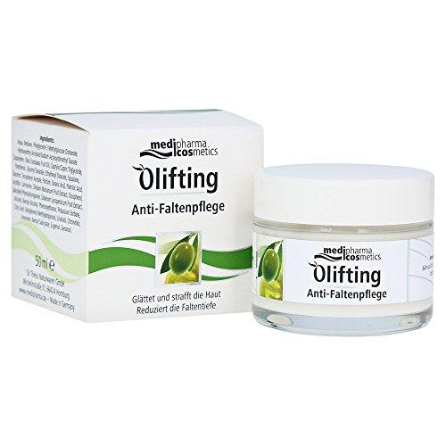 Dr. Theiss Naturwaren GmbH, Olivenöl Olifting Antifaltenpflege 50 ml, 1 stück